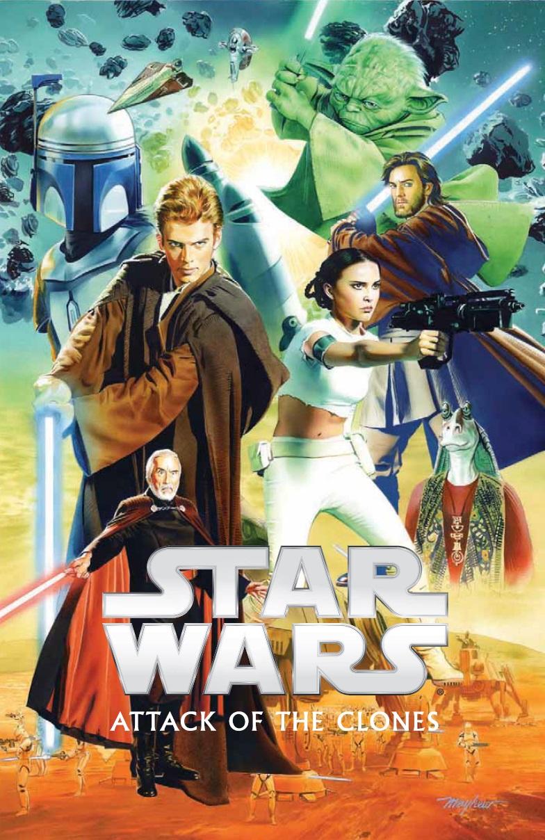 Star Wars: Episode II - Attack of the Clones Vol 1 1