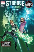 Strange Academy Presents Death of Doctor Strange Vol 1 1