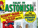 Tales to Astonish Vol 1 50