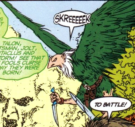 Talon (Eurth) (Earth-616)