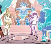 Warriors Three (Earth-50302)