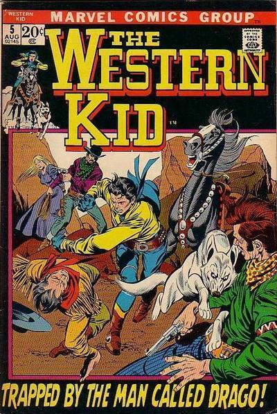 Western Kid Vol 2 5