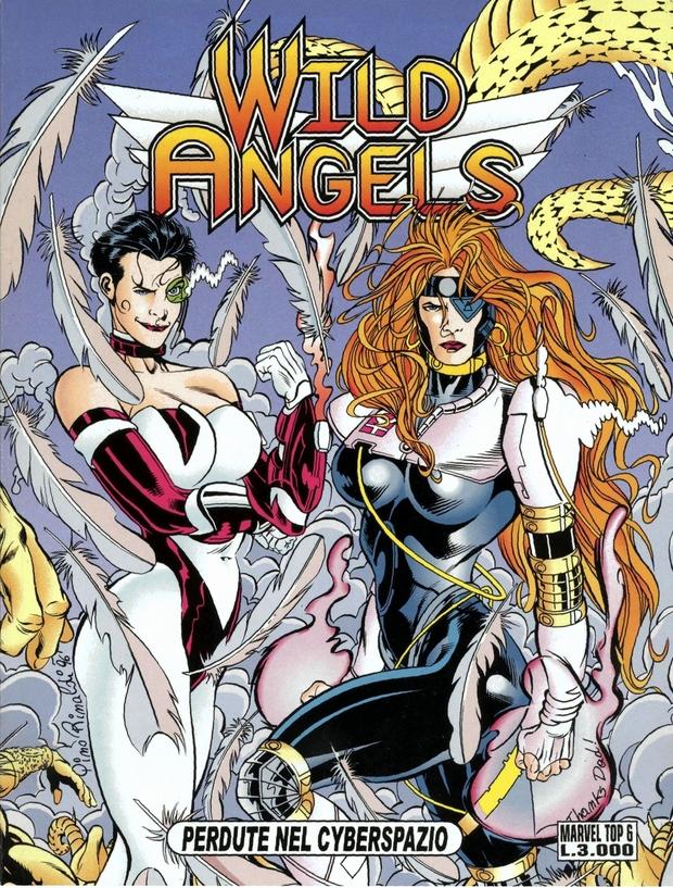 Wild Angels Vol 1