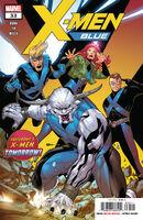 X-Men Blue Vol 1 33