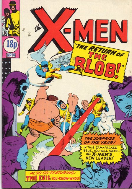 X-Men Pocket Book (UK) Vol 1 14
