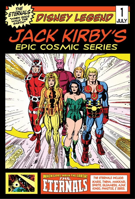 The Man Behind The Eternals