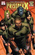Age of X-Man Prisoner X Vol 1 1