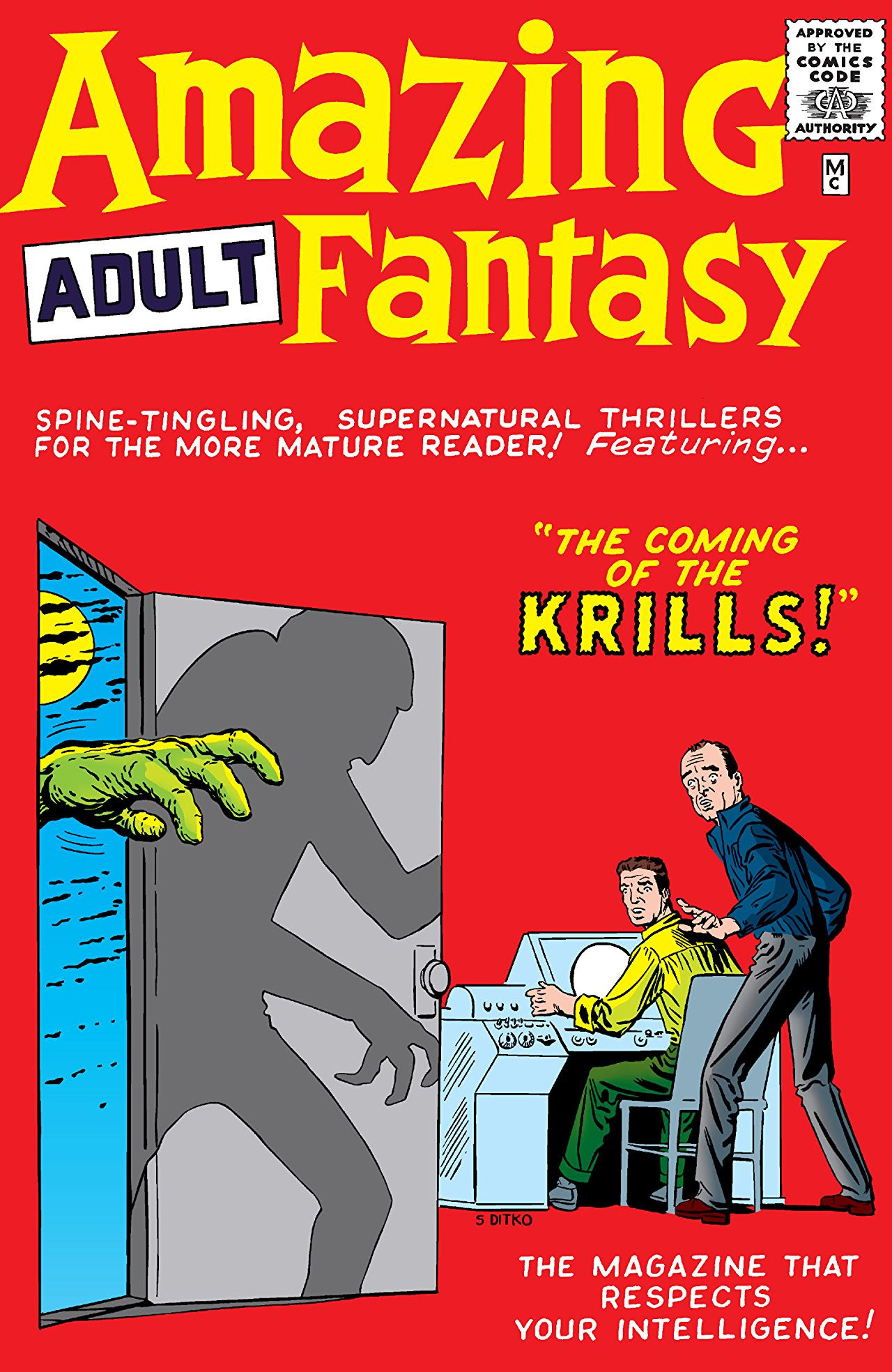 Amazing Adult Fantasy Vol 1 8