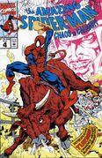 Amazing Spider-Man Chaos in Calgary Vol 1 4