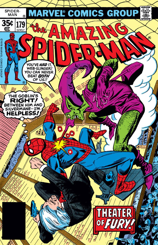 Amazing Spider-Man Vol 1 179