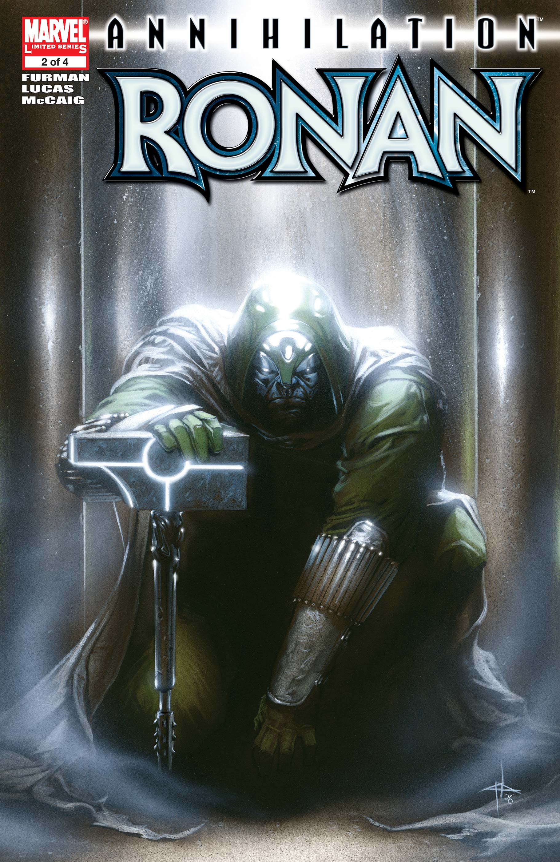 Annihilation: Ronan Vol 1 2