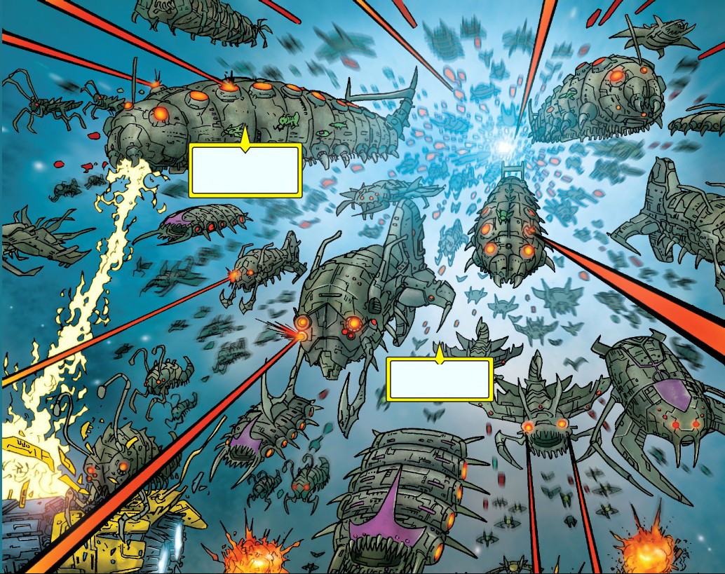 Annihilation Wave (Earth-616)