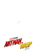 Ant-Man and the Wasp (film) poster 001
