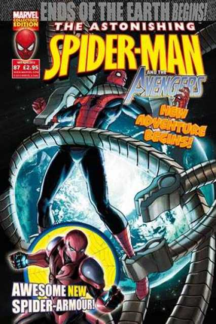 Astonishing Spider-Man Vol 3 87