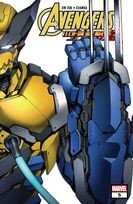 Avengers Tech-On Vol 1 5