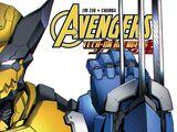 Avengers: Tech-On Vol 1 5