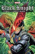 Black Knight Curse of the Ebony Blade Vol 1 1