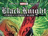 Black Knight: Curse of the Ebony Blade Vol 1 1