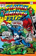 Captain America Vol 1 185