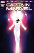 Captain Marvel The End Vol 1 1