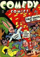 Comedy Comics Vol 1 17
