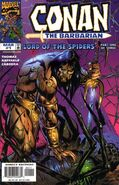 Conan Lord of the Spiders Vol 1 1