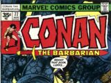 Conan the Barbarian Vol 1 77