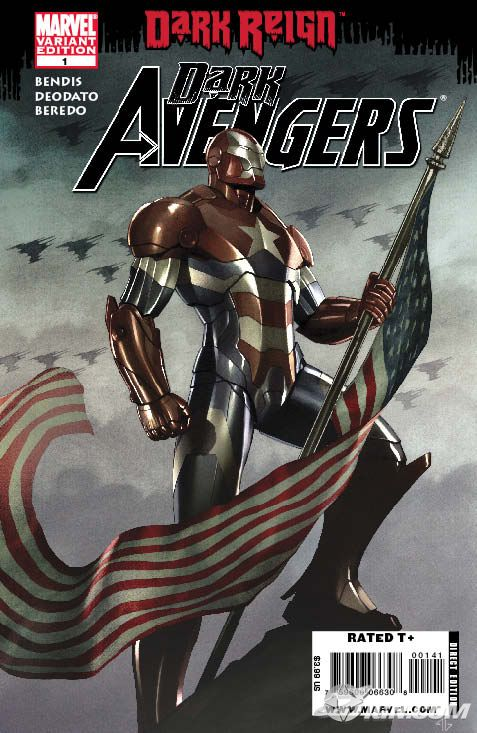 Dark Avengers Vol 1 1 Granov Variant.jpg