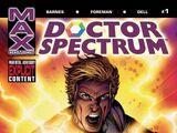 Doctor Spectrum Vol 1 1