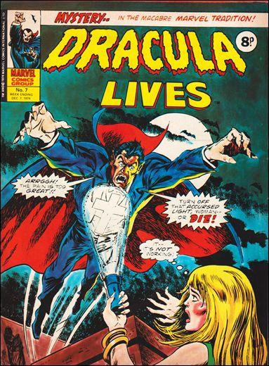 Dracula Lives (UK) Vol 1 7