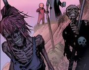 Elsa Bloodstone (Earth-Unknown), Cullen Bloodstone (Earth-Unknown) from Marvel Zombies Vol 2 3 0001.jpg