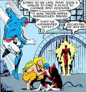Excalibur (Earth-616) from Excalibur Vol 1 1 001