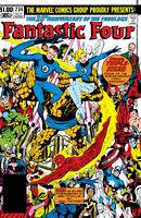Fantastic Four Vol 1 236