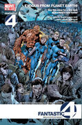 Fantastic Four Vol 1 555