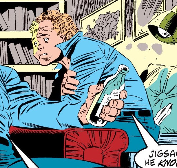 Frisky Martin (Earth-616)