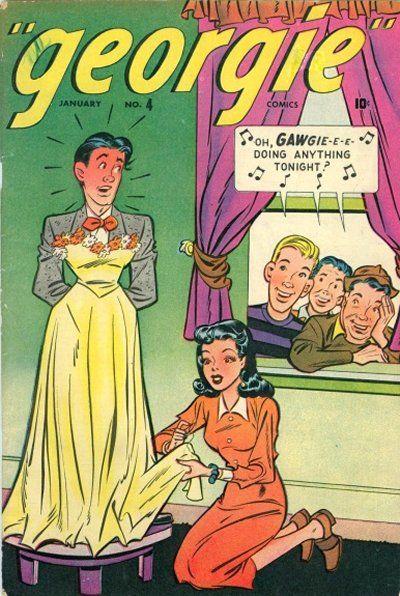 Georgie Comics Vol 1 4