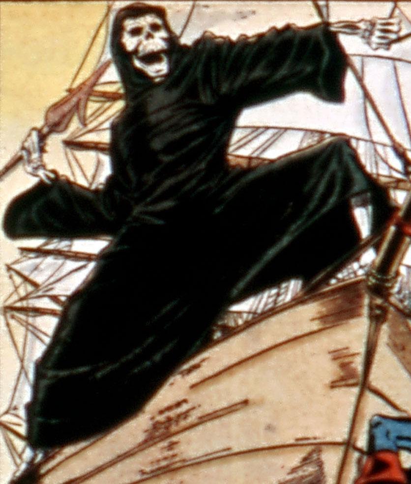 Ghost Harpooner (Earth-616)