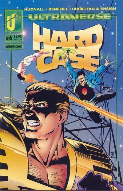Hardcase Vol 1 6