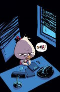 Howard the Duck Vol 5 1 Baby Variant Textless