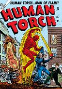 Human Torch Vol 1 36