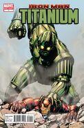 Iron Man Titanium Vol 1 1