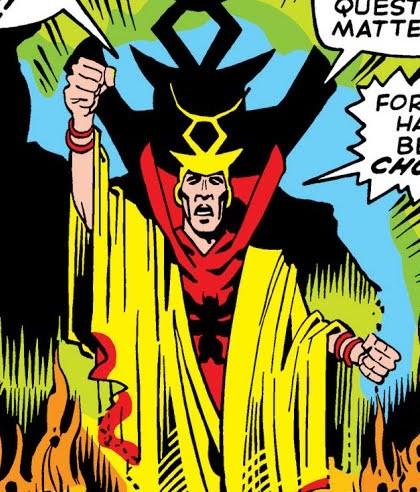 Jack Van Nyborg (Earth-616)