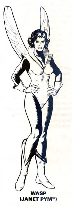 Janet Van Dyne (Earth-8610)