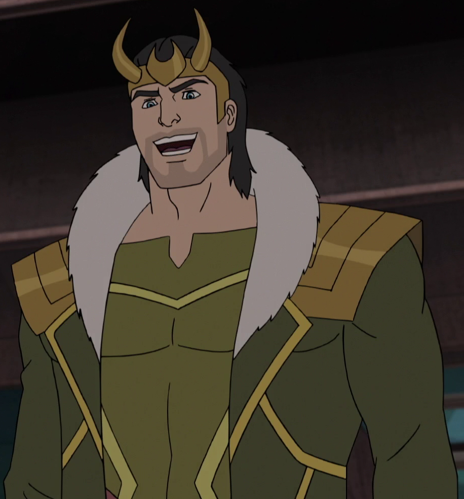 Loki Laufeyson (Earth-12041)