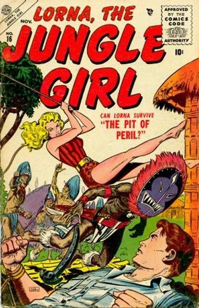 Lorna, the Jungle Girl Vol 1 16