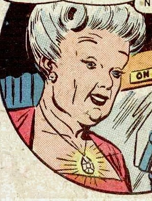 Martha Van Dozier (Earth-616)