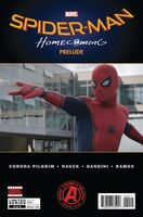 Marvel's Spider-Man Homecoming Prelude Vol 1 2