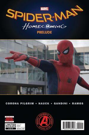 Marvel's Spider-Man Homecoming Prelude Vol 1 2.jpg