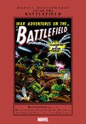 Marvel Masterworks Atlas Era Battlefield Vol 1 1