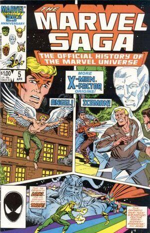 Marvel Saga the Official History of the Marvel Universe Vol 1 5.jpg